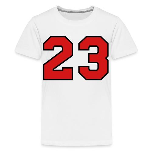 23 shirts - Kids' Premium T-Shirt