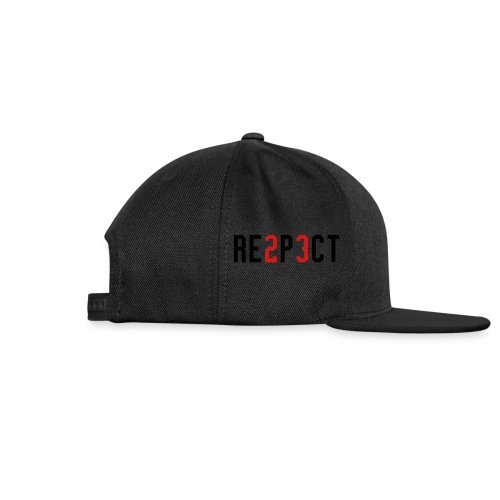 respect 23 snapback - Snap-back Baseball Cap