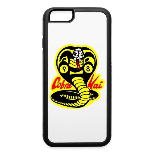 Cobra Kai iPhone 6 Rubber Case - iPhone 6/6s Rubber Case