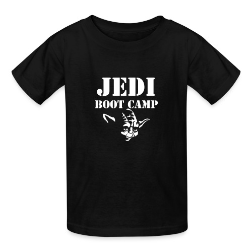 Jedi Boot Camp - Kids' T-Shirt