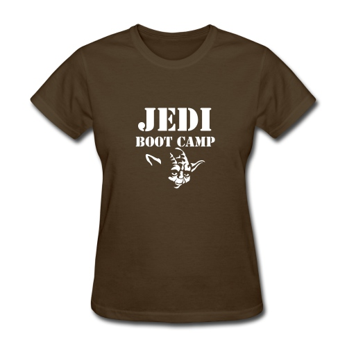 Jedi Boot Camp - Women's T-Shirt