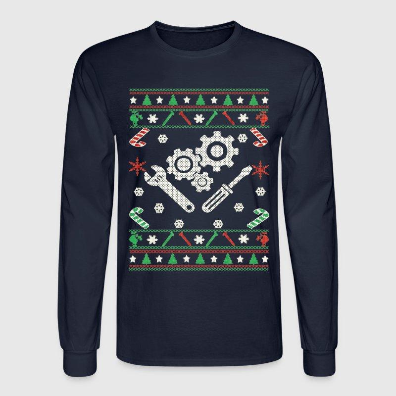 Mechanic Merry Christmas T Shirt Spreadshirt