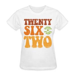 twenry six point two Women's T-Shirts - Women's T-Shirt