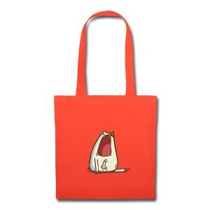 Yawncat — Friday Cat №28 - Tote Bag