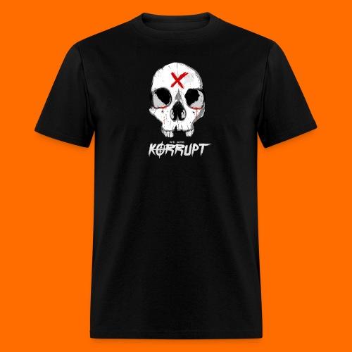 Headshot T-Shirt | Official WeAreKorrupt Clothing - Men's T-Shirt