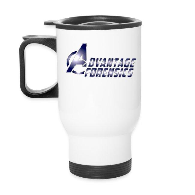 Advantage Forensics Travel Mug