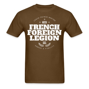 French Foreign Legion T-Shirt - Men's T-Shirt
