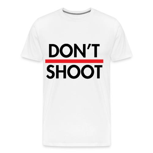 Don't shoot tee - Men's Premium T-Shirt