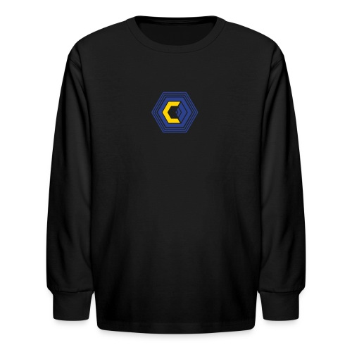 The Corporation Kids Longsleeve - Kids' Long Sleeve T-Shirt