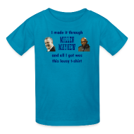 Kids' Shirts ~ Kids' T-Shirt ~ Millen and Mayhew