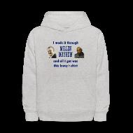 Sweatshirts ~ Kids' Hoodie ~ Millen and Mayhew