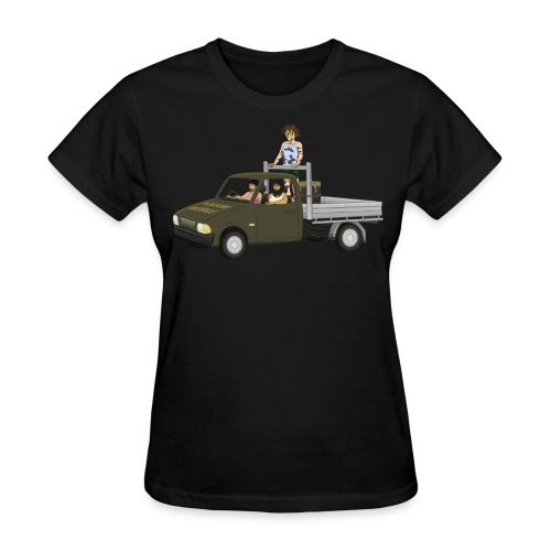 Pleasure Mobile - Women's T-Shirt