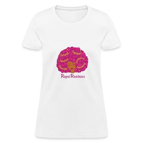 Regal Realness Logo T-Shirt - Women's T-Shirt