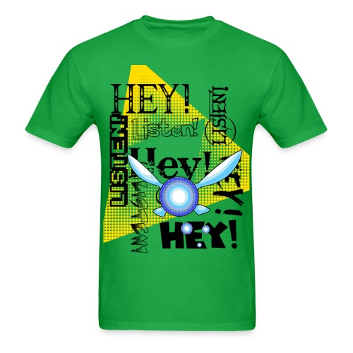 Hey Listen! Navi Shirt - Men's T-Shirt