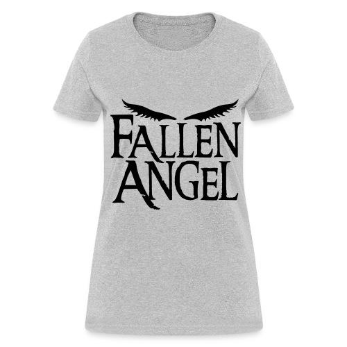 Dark Goth Angel Fallen Angel Women's t-shirt - Women's T-Shirt