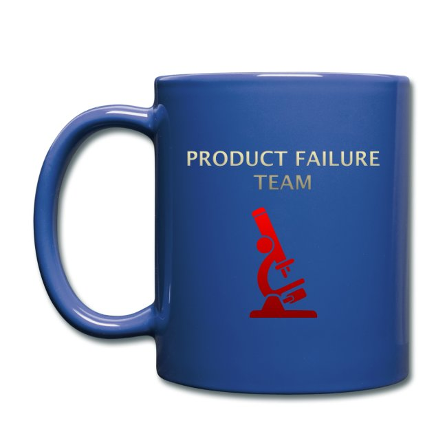 AF Product Failure Team Mug