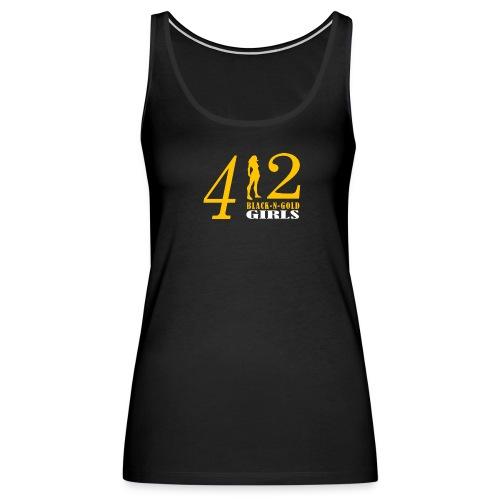 412 Women's Tank Top - Women's Premium Tank Top