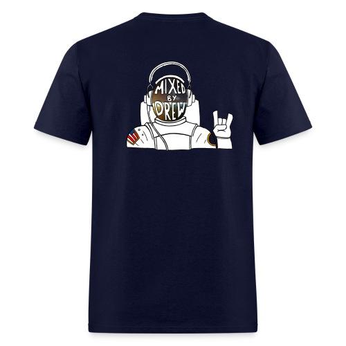 Mixed By Drew Rad-stronaut T-shirt - Men's T-Shirt