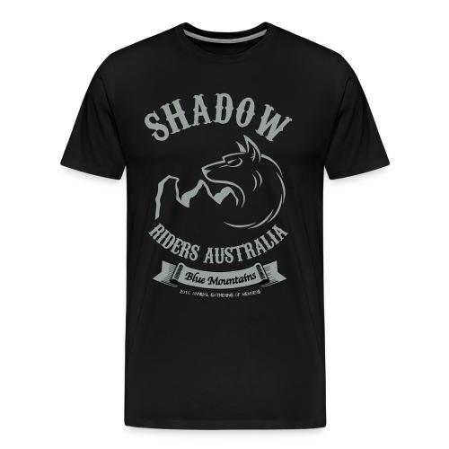 Mens SRA Grey Print 2016 AGoM - Men's Premium T-Shirt