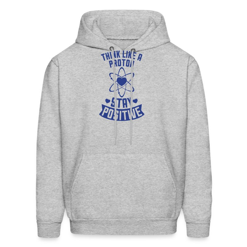 Stay positive hoodie