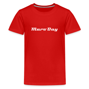 Mars Day - Kids  - Kids' Premium T-Shirt