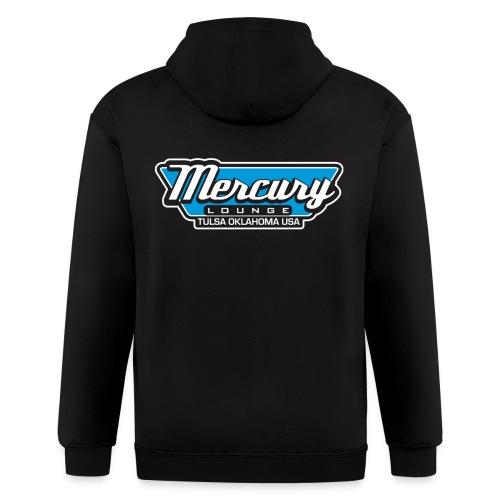 Mercury Lounge Pull-Over Hoodie - Men's Zip Hoodie
