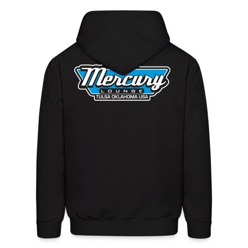 Mercury Lounge Zipper Hoodie - Men's Hoodie
