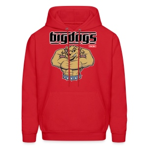 Big Dog H1 - Men's Hoodie
