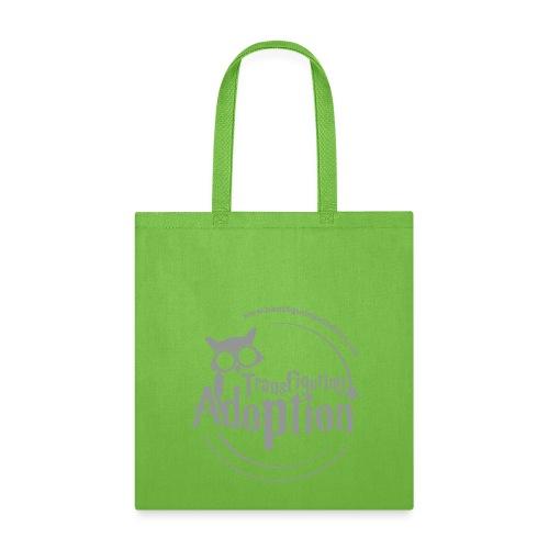 Green/Silver Tote Bag - Tote Bag