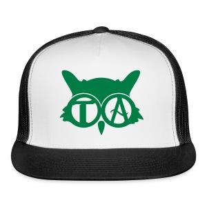 Green Ball Cap - Trucker Cap