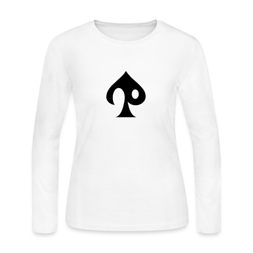 Prophets Women's Long Sleeve Jersey T-Shirt (Black Logo) - Women's Long Sleeve Jersey T-Shirt