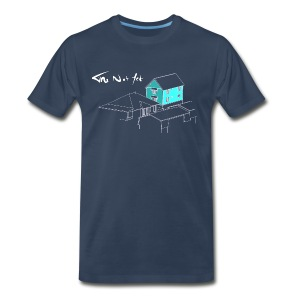 The Not Yet Home Turf T-shirt - Men's Premium T-Shirt