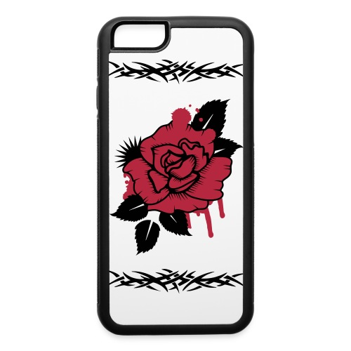 Rose - iPhone 6/6s Rubber Case