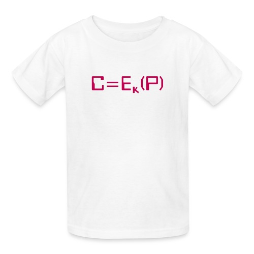 Ciphertext - Kids' T-Shirt