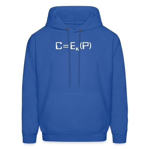 Ciphertext - Men's Hoodie