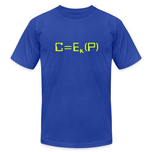 Ciphertext - Men's Jersey T-Shirt