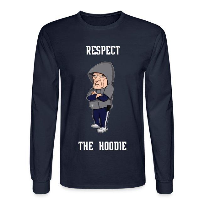 Belichick - Respect the Hoodie longsleeve