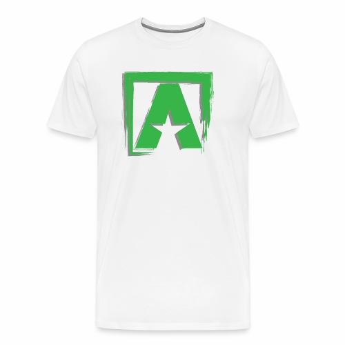 Square Up Tee - Men's Premium T-Shirt