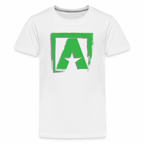 Square Up Tee - Kids' Premium T-Shirt