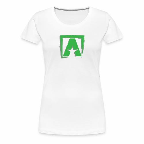 Square Up Tee - Women's Premium T-Shirt