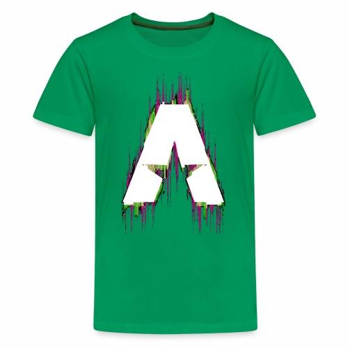 Distortion Tee - Kids' Premium T-Shirt