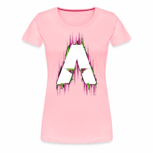 Distortion Tee - Women's Premium T-Shirt