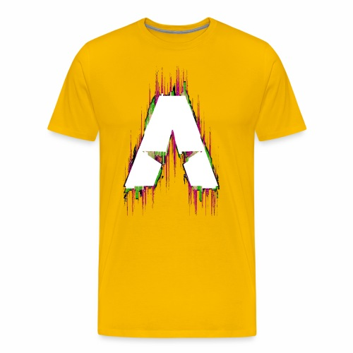 Distortion Tee - Men's Premium T-Shirt