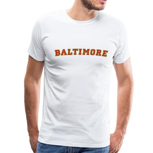 Baltimore College Style Design