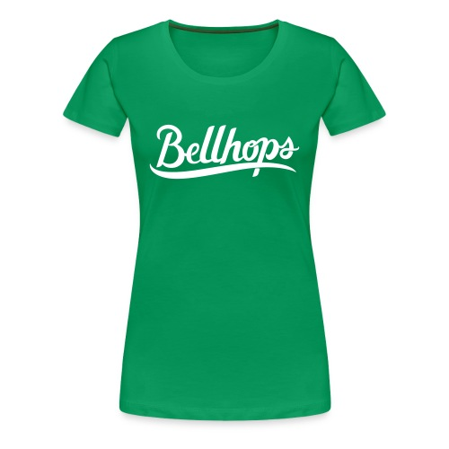 Bellhops Green Women - Women's Premium T-Shirt