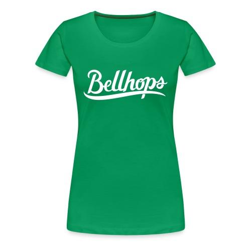 Bellhops Green Women - Women's Premium T-Shirt