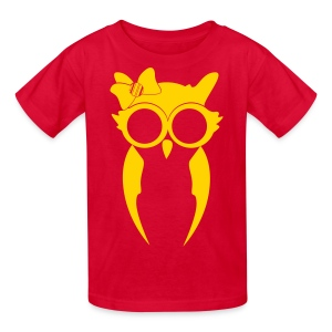 Red/Gold Youth Shirt - Kids' T-Shirt