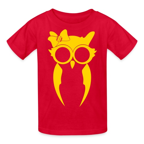 Red/Gold Youth Shirt - Kids' T-Shirt