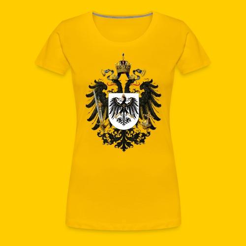 Symbol of Neoprussia T-shirt Woman - Women's Premium T-Shirt