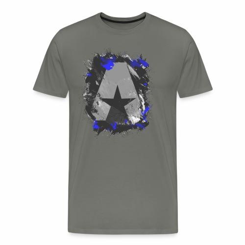 Grungy Tee - Men's Premium T-Shirt